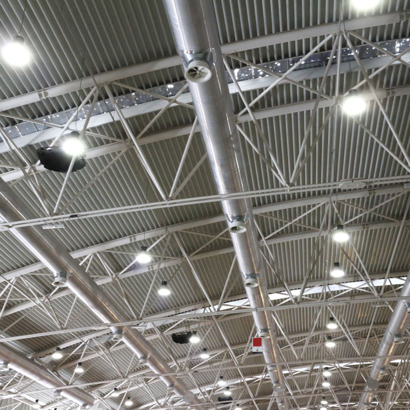greenville commercial interior lighting spruce services