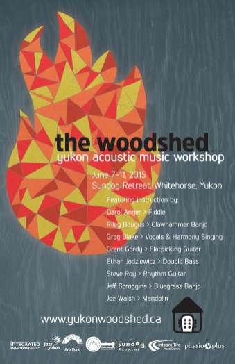 The Woodshed poster