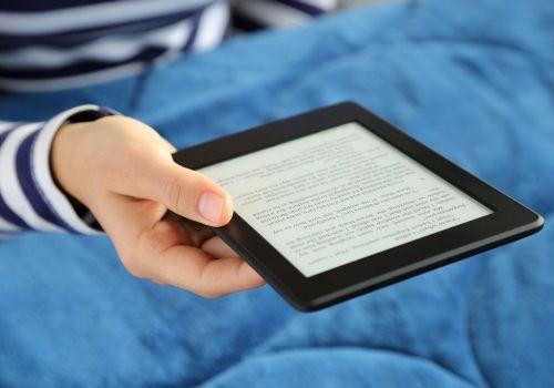 digital-book-reading