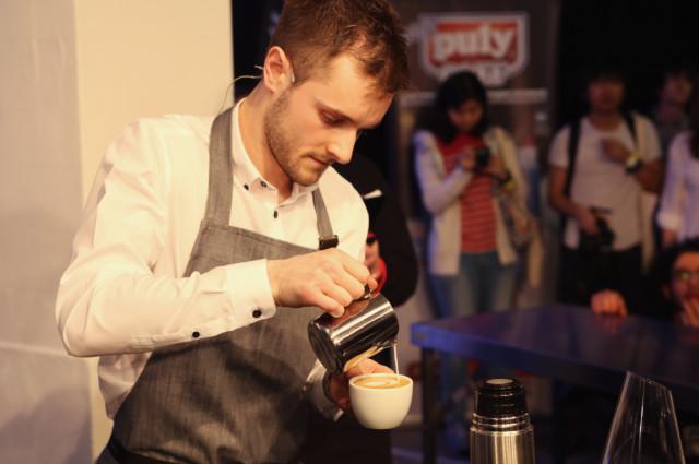 Dan-Fellows-He-Pours-A-Cappuccino-Lookie-Ooh-He-Cute-UKBC-2014