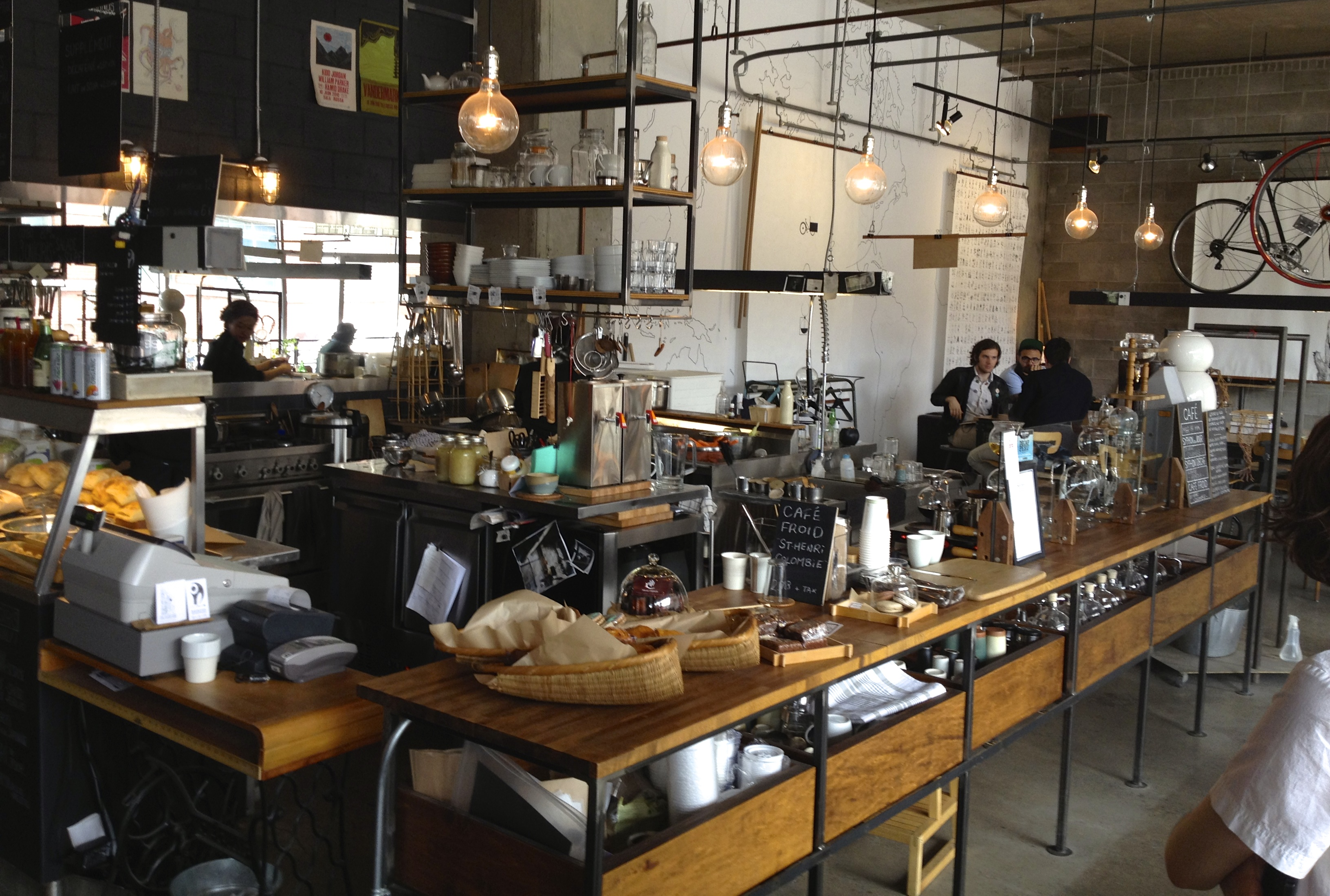 The Good Coffee Lovers Guide To Montreals Mile End