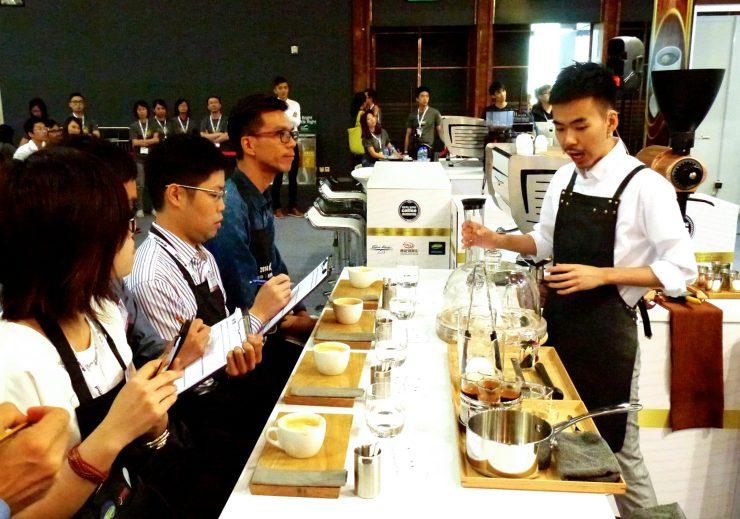 Hong Kong Coffee Championships-2014HKbarista3