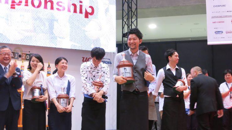yoshikazu iwase japan barista championship world barista coffee sprudge