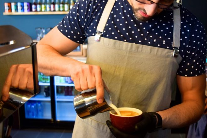 't koffieboontje utrecht netherlands coffee bar cafe dutch bocca sprudge