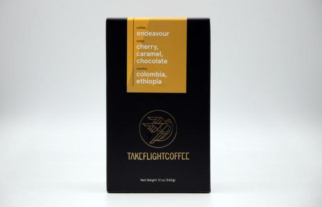 take flight coffee nice package