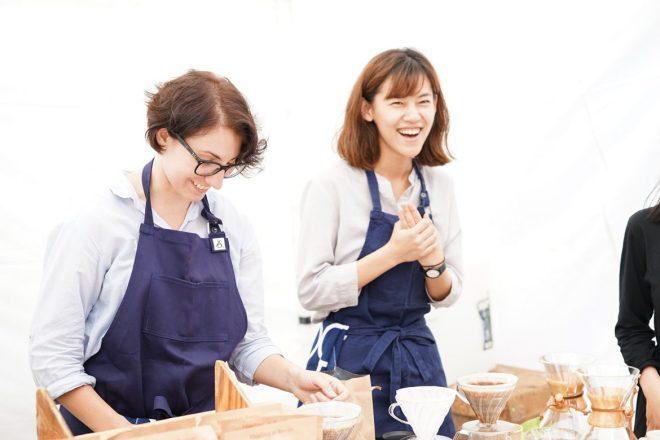 tokyo coffee festival japan hengtee lim kazu poon
