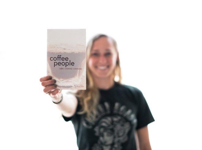 coffee people zine