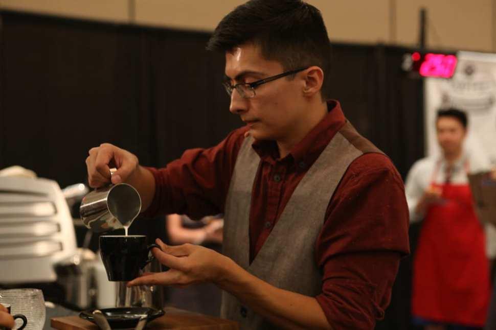 2015 Big Western Alfredo Del Castillo Maillard Coffee Company 019