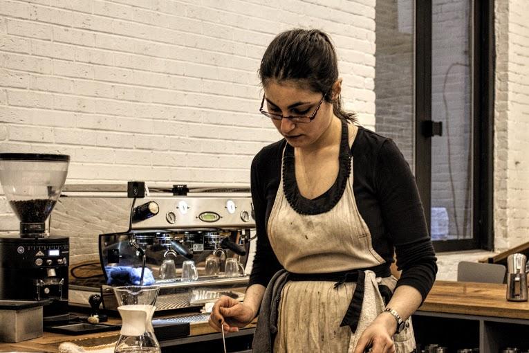 Anna Charter Coffee