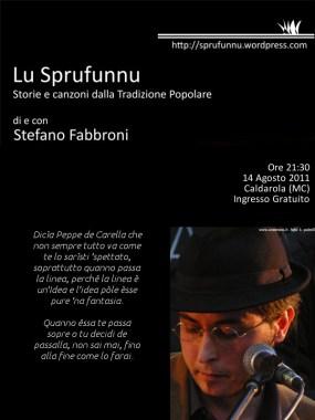 Caldarola   14 Agosto 2011