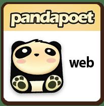 Panda Poet on the Web