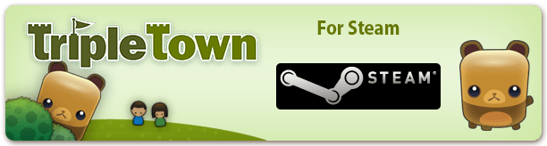 Triple Town Steam
