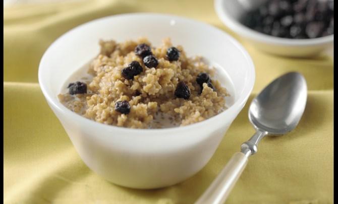 Bengali Breakfast Grains