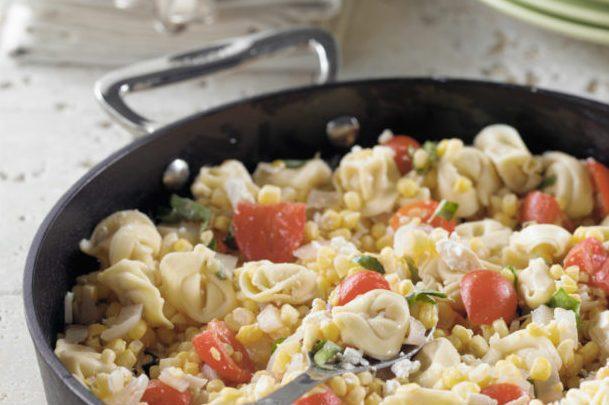 corn-tortellini-toss-pasta-dinner