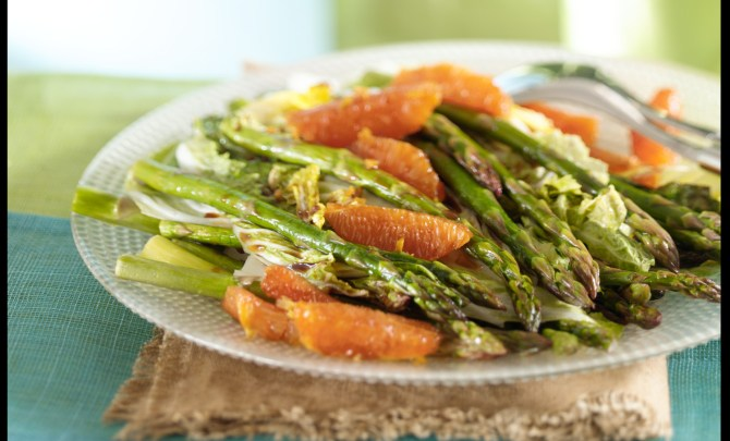 Lemon-Roasted-Asparagus-Ginger-Easter-Dinner-Relish