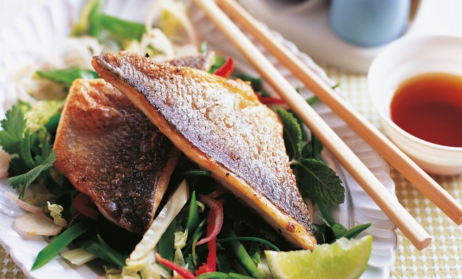 pan-fried-sea-bass-green-health-protein-salad-spry