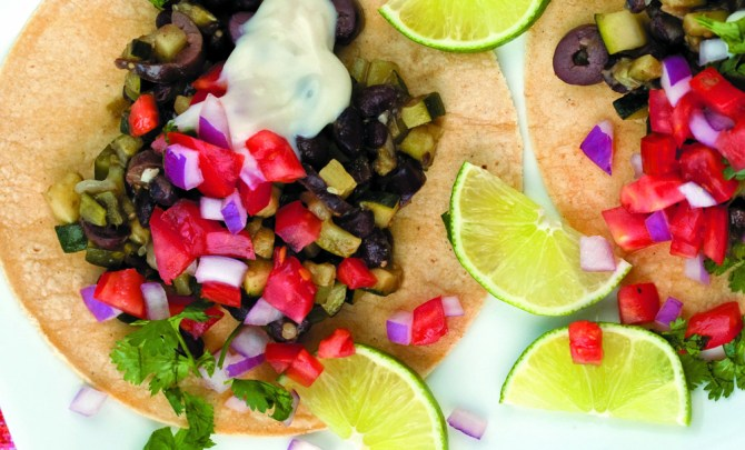 black-bean-olive-tacos-vegan-mexican-health-food-spry