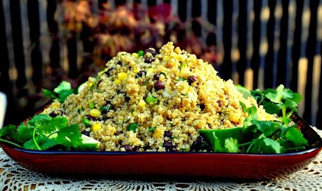 Mexiquinoa Salad