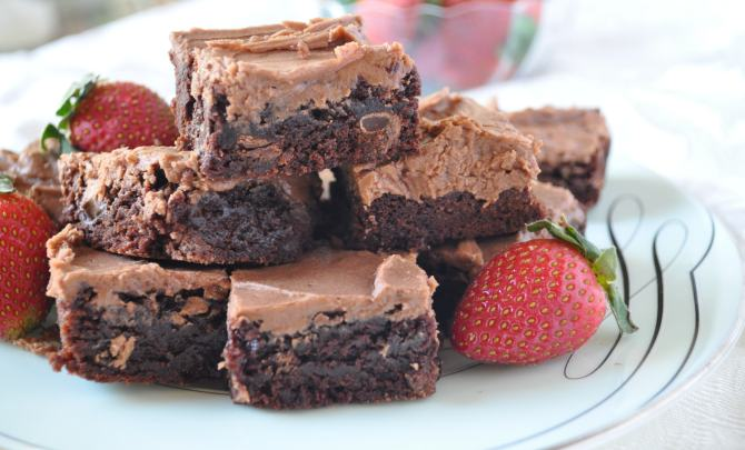 double_chocolate_brownies