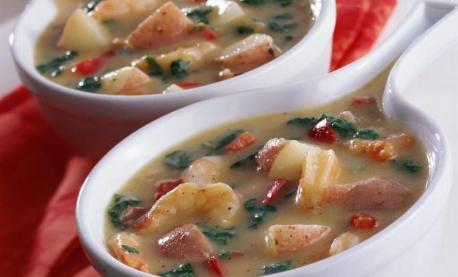 cajun-shrimp-potato-chowder