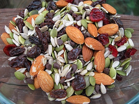 Naked Trail Mix Recipe - Spry Living