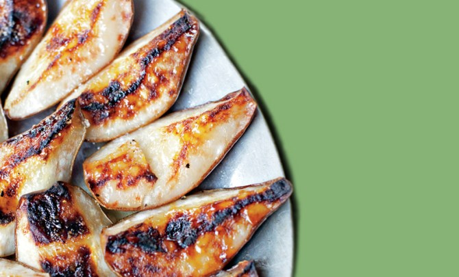 broiled-pears-orange-honey-cod-country-health-recipe-diet-spry