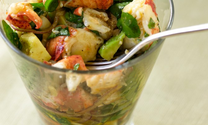 lobster-cocktail-bobby-flay-food-network-star-recipe-seafood-appetizer-salad-health-bar-americain-spry