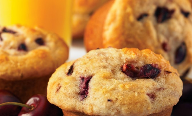 best-gluten-free-cherry-almond-muffins-diet-recipe-health-vegetable-baking-spry