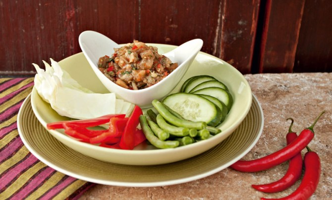 easy-thai-cooking-fire-roasted-eggplant-dip-health-quick-diet-nutrition-recipe-spry