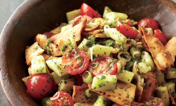 cat-cora-iron-chef-food-network-bone-health-recipe-bread-salad-recipe-diet-spry