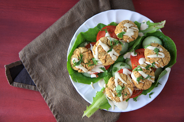 baked-falafel-lettuce-wrap-chickpea-quick-easy-lunch-dinner-health-spry