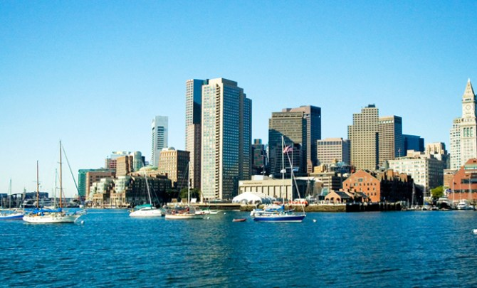 Boston is one of the fittest cities for men.