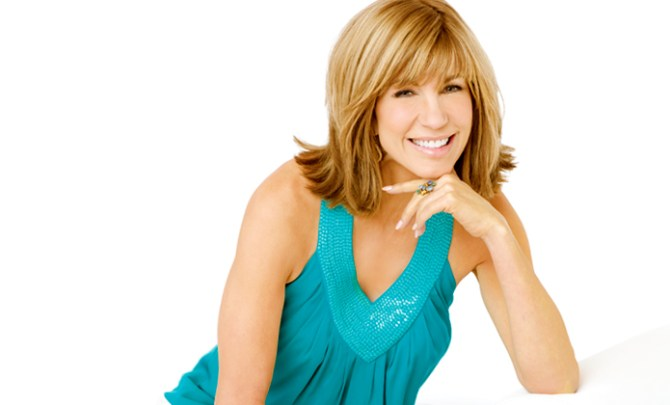 Leeza Gibbons shares about her Alzheimer's initiative.