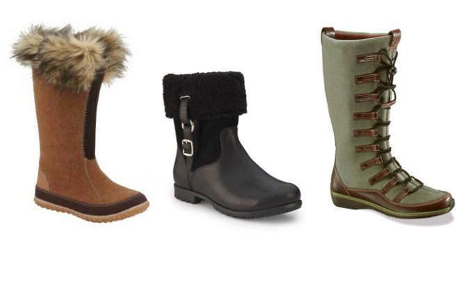 The best winterproof boots including Sorel, UGG and Aetrex.