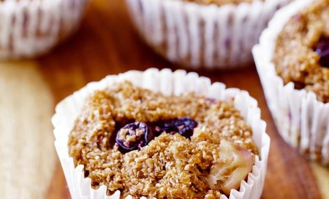 Recipe for fiber cake.