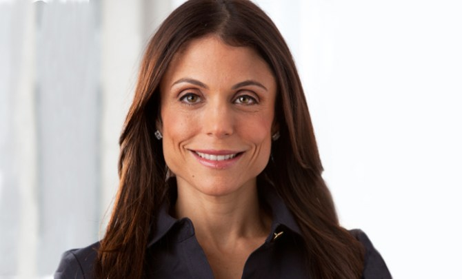 Bethenny Frankel interview.