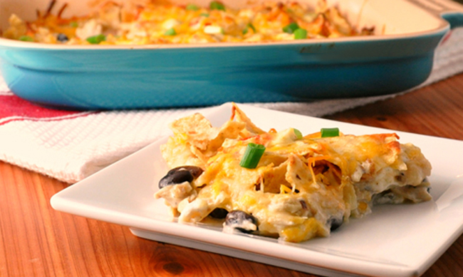 Health-Recipe-Tortilla-Chip-Mexican-Casserole-Way-His-Heart-Blog-Spry