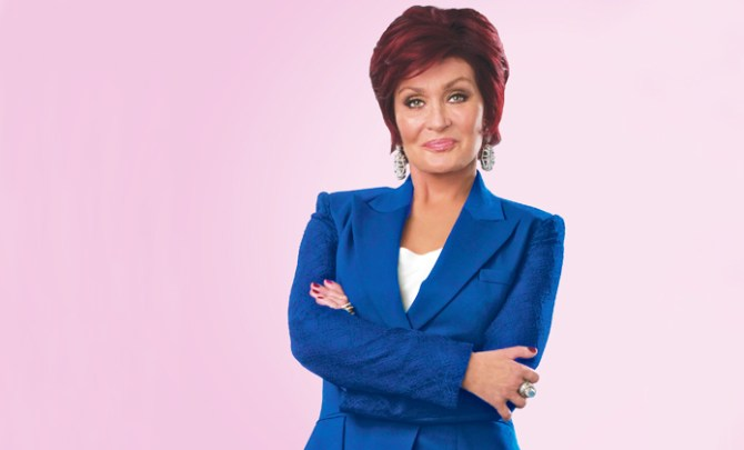 Sharon Osbourne interview.