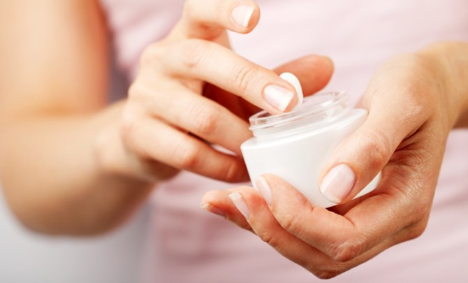 Remedies for dry skin in the winter.