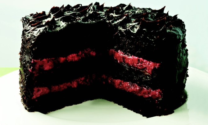 Chocolate-Cake-Raspberry-Filling-Paleo-Dessert-Recipe-Spry