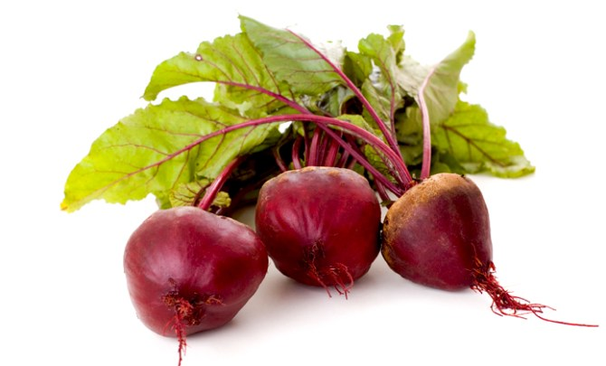 Recipes featuring beets.