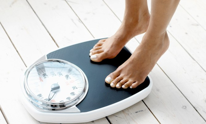 Weightloss advice for why you shouldn't weigh yourself.