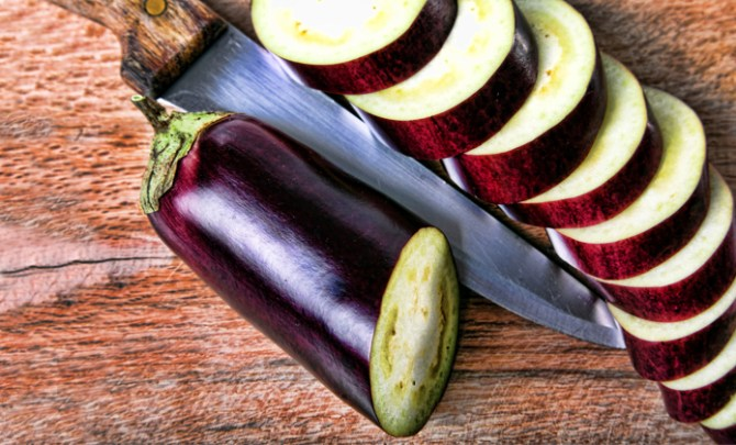 List of recipes where eggplant is the star ingredient.
