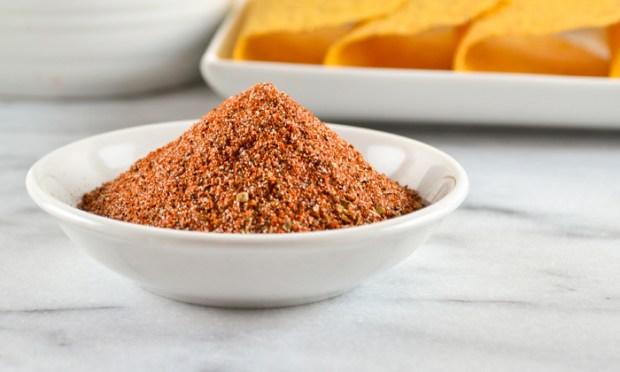 Recipe for Low-Sodium Taco Seasoning