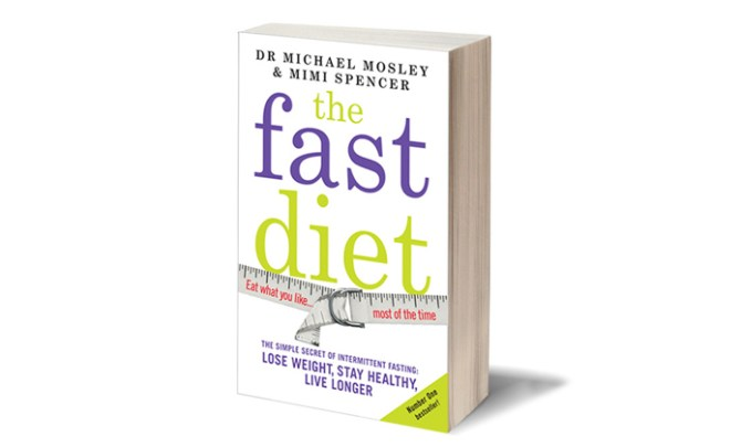The Fast Diet, by Dr. Michael Mosley and Mimi Spencer reivew.