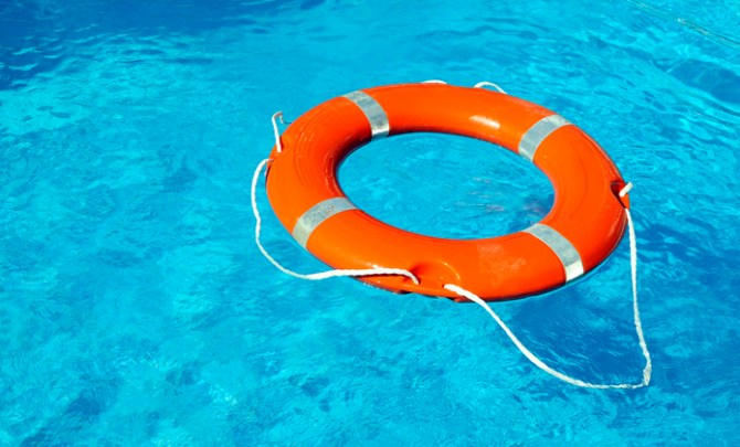 lifesaver-buoy-drowning-pool-summer