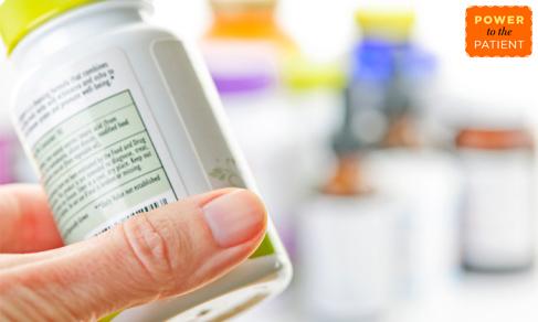 Decoding drug labels.