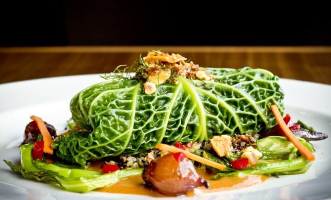 Cabbage Purse
