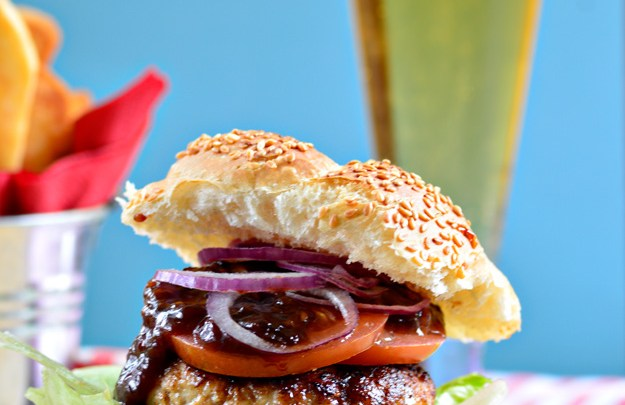 My Golden Pear Monkeygland Burger 2