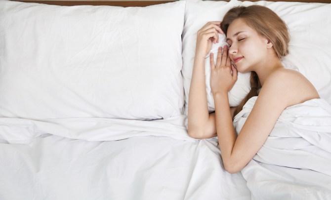 all natural sleep hacks